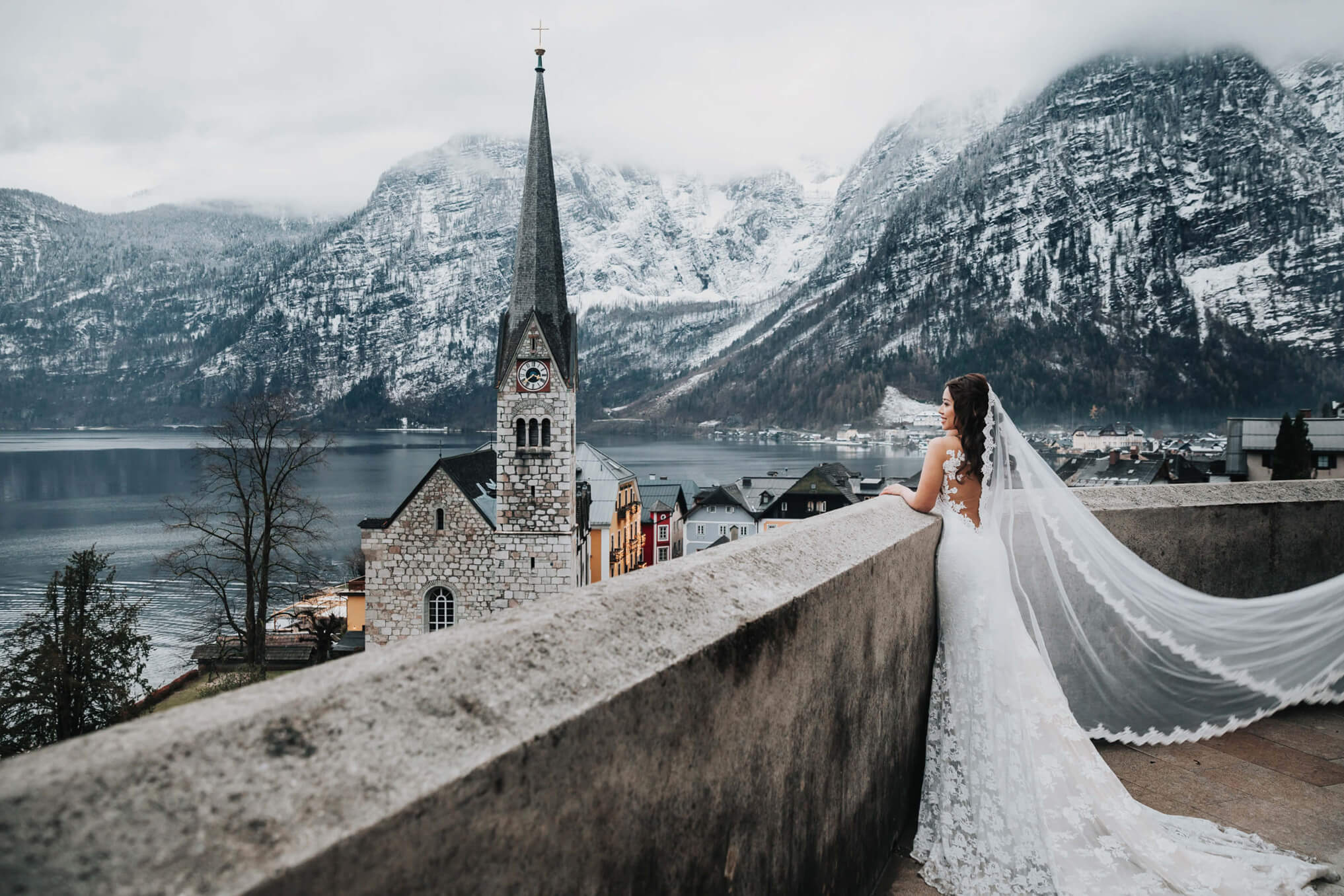 Wedding photoshoot in Vienna, Austria — Sergio Mazurini